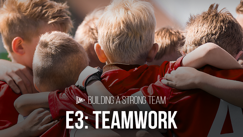 Building a Strong Team 3: Teamwork