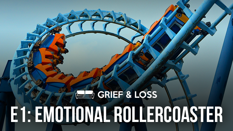 Grief & Loss 1: Emotional Rollercoaster
