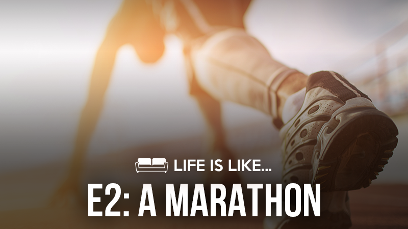 Life is Like 2: A Marathon