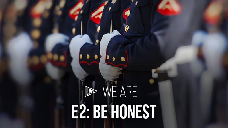 We Are 2: Be Honest