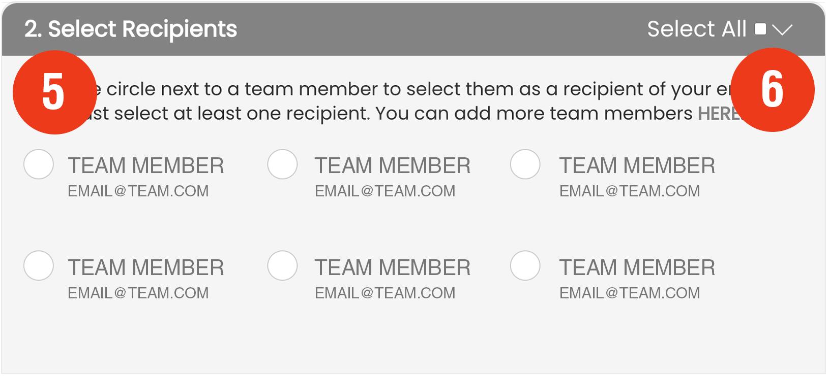 Select-Recipients