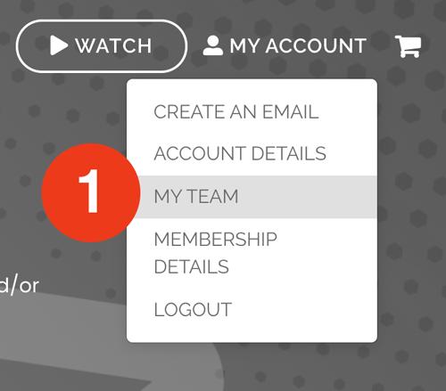 team-login