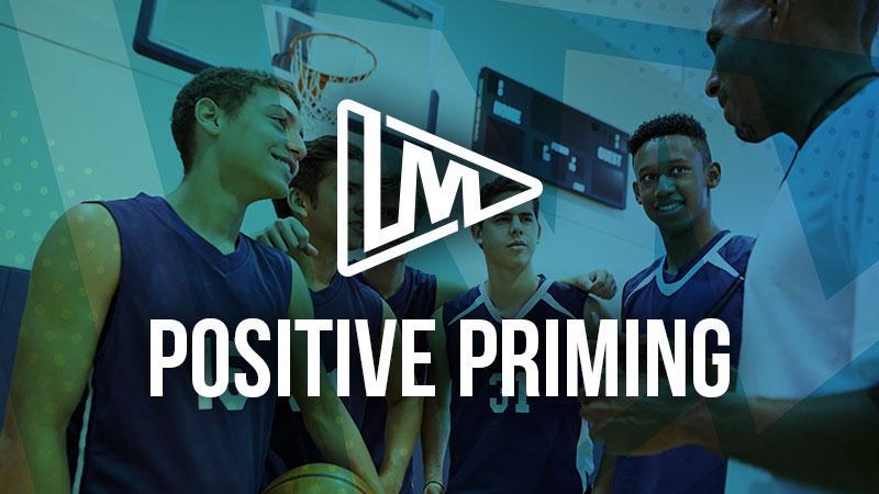 Positive Priming